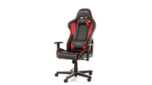 DX Racer FORMULA Gaming Chair  Black/Red Main Image