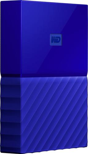 WD My Passport 4TB Blue Main Image