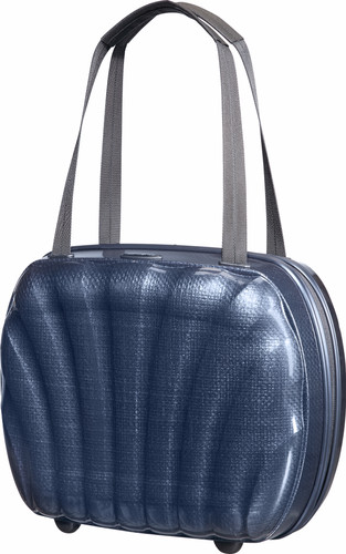 Samsonite Cosmolite Beauty Case FL2 Midnight Blue Main Image