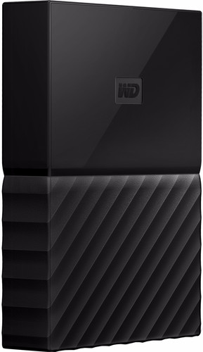 WD My Passport 3 TB Zwart Main Image