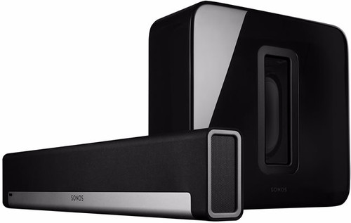 Sonos Playbar 3.1 Black Main Image