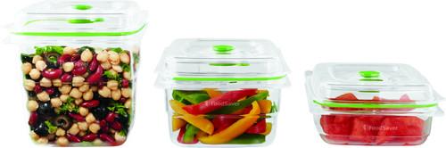 Foodsaver Fresh vershouddozen 0,8L + 1,2L +1,8L Main Image