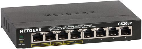Netgear GS308P Main Image
