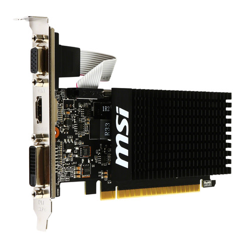MSI GeForce GT 710 1GB Main Image