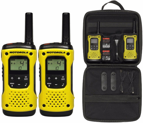 Motorola TLKR-T92 H2O Main Image