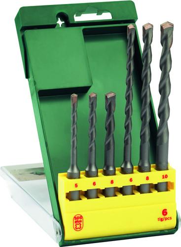 Bosch Set SDS-plus S2 Forets à béton 6 pièces Main Image