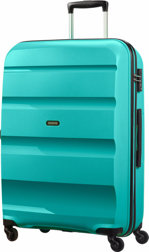 db9c8006d American Tourister Bon Air Spinner 75cm Deep Turquoise Main Image ...