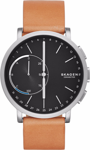 Skagen Hagen Connected Hybrid Brown Leather Coolblue Before 23