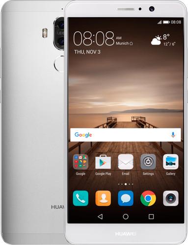 Huawei Mate 9 Silver Main Image