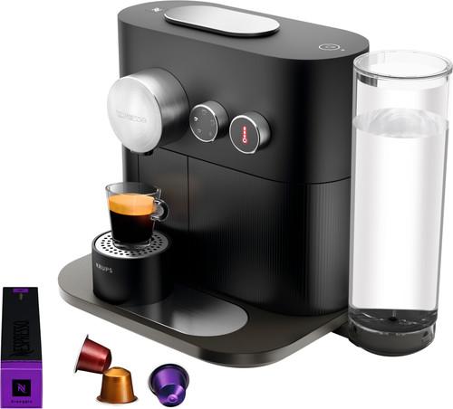 Krups Nespresso Expert XN6008 Zwart Main Image