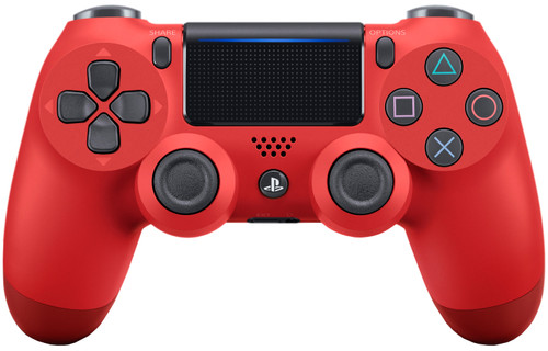 Sony DualShock 4 Controller PS4 V2 Rood Main Image