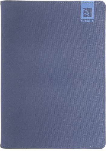Tucano Vento Tablethoes Universeel 7/8 Inch Book Case Blauw Main Image