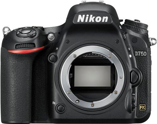 Nikon D750 Body Main Image