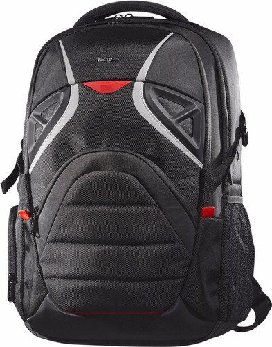 "Targus Gaming Sac à dos 17,3"" Noir/Rouge Main Image"