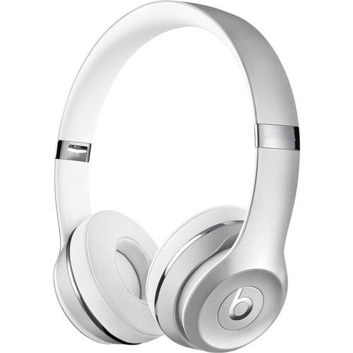 Beats Solo3 Wireless Silver Main Image