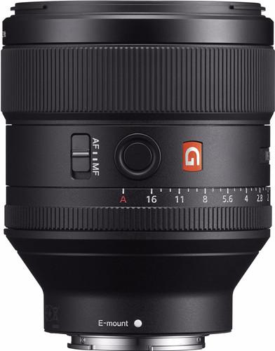 Sony FE 85mm f/1.4 GM Main Image