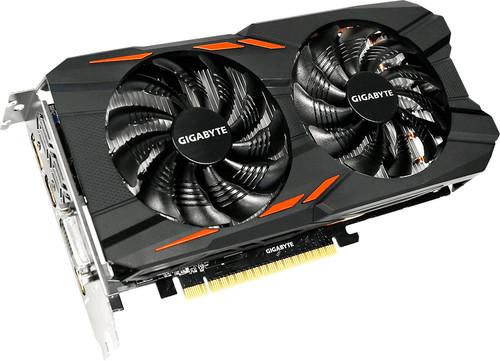 Gigabyte GeForce GTX 1050 Ti Windforce OC 4G Main Image