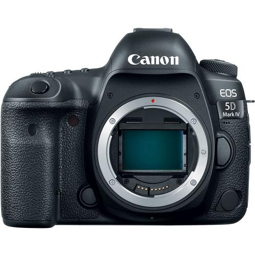 Deuxième Chance Canon EOS 5D Mark IV Boîtier Main Image