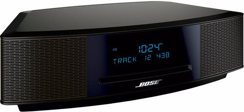 Bose Wave Music System IV Black Main Image