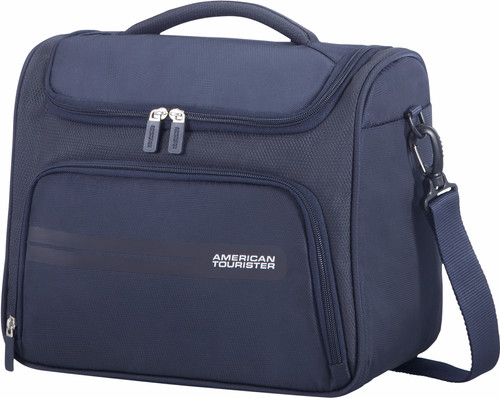 American Tourister Summer Voyager Beauty Case Midnight Blue Main Image