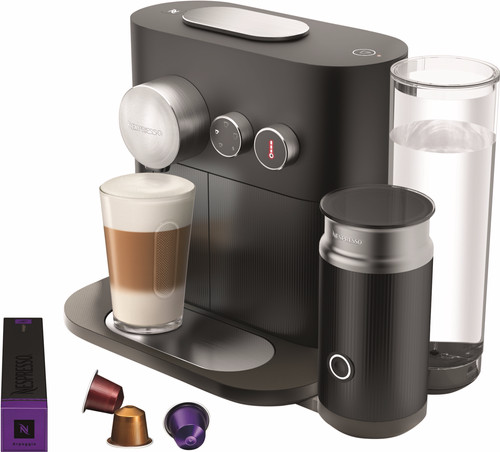 Krups Nespresso Expert Milk XN6018 Zwart Main Image