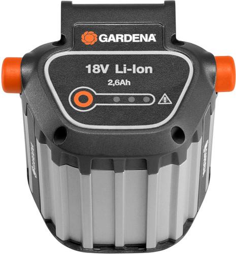 Batterie 18 V lithium-ion Gardena pour outils de jardinage Main Image