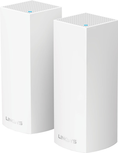 Linksys Velop tri-bande Multiroom Wi-Fi (2 bornes) Main Image
