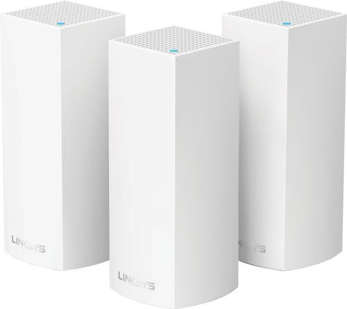 Linksys Velop tri-bande Multiroom Wi-Fi (3 bornes) Main Image