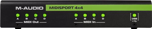 M-Audio MIDISport 4x4 Édition Anniversaire Main Image