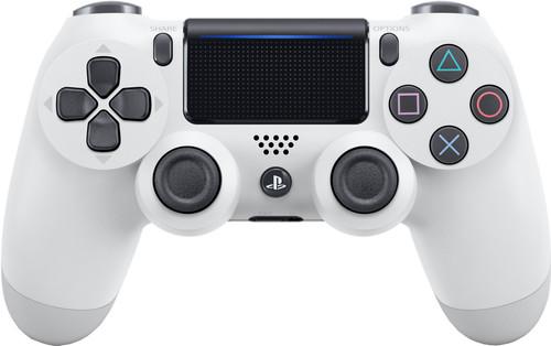 Sony DualShock 4 Manette PS4 V2 Blanc Main Image