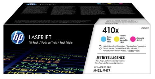 HP 410X Pack 3 couleurs (CF252XM) Main Image