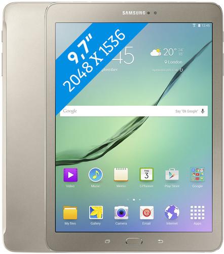Samsung Galaxy Tab S2 9.7 32GB Goud VE Main Image