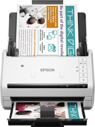 Epson WorkForce DS-570W Main Image