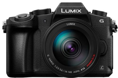 Panasonic Lumix DMC-G80 + 12-60MM Main Image