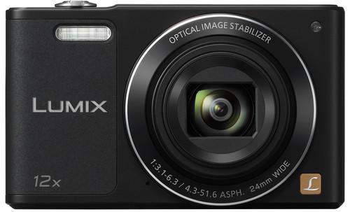 Panasonic Lumix DMC-SZ10 zwart Main Image