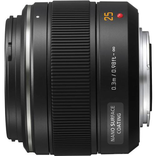Panasonic Leica DG Summilux 25mm f/1.4 asph. Main Image