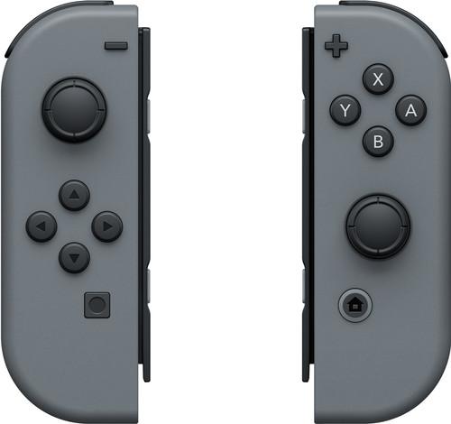 Nintendo Switch Set Joy-Con Gris Main Image