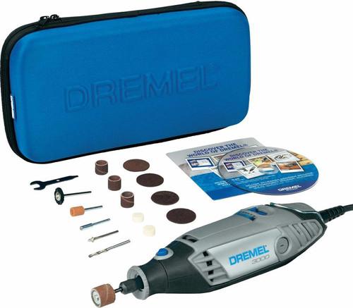 Dremel 3000 + 15-piece accessory set Main Image