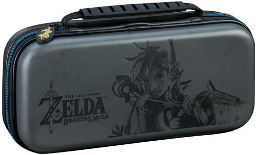 Bigben Nintendo Switch Travel Case Zelda Grijs Main Image