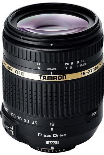 Tamron 18-270mm f/3.5-6.3 Di II VC PZD Canon Main Image