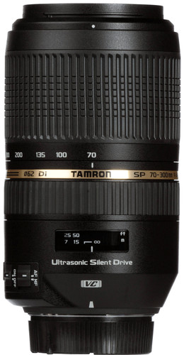 Tamron F 70-300 mm f/4-5,6 SP Di VC USD Nikon Main Image