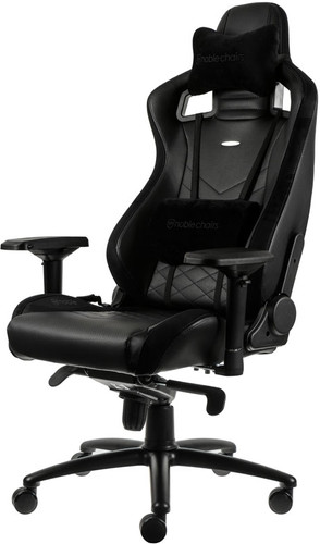 Noblechairs EPIC Black Main Image