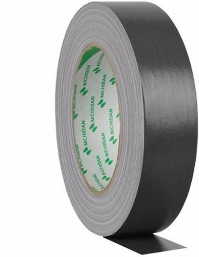 Nichiban Gaffa Tape Noir 25 m de long, 50 mm de large Main Image