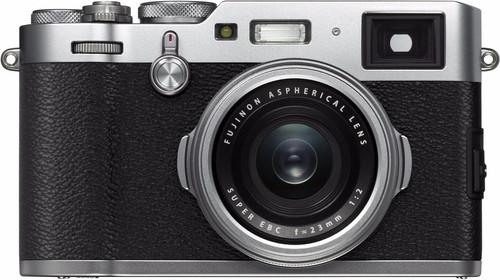 Fujifilm X100F Argent Main Image