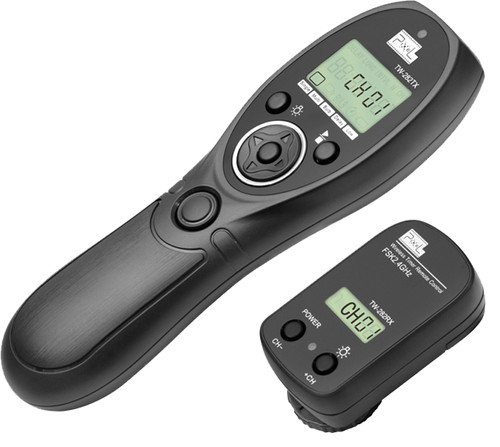 Pixel Timer Remote Control TW-282 / E3 for Canon Main Image