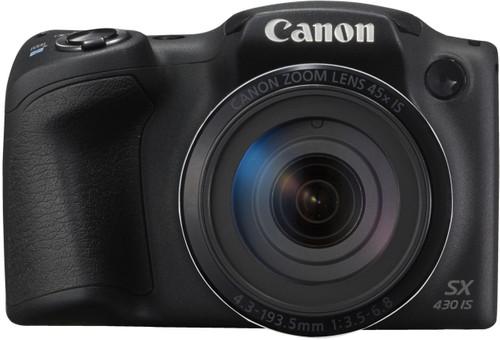 Canon PowerShot SX430 Main Image