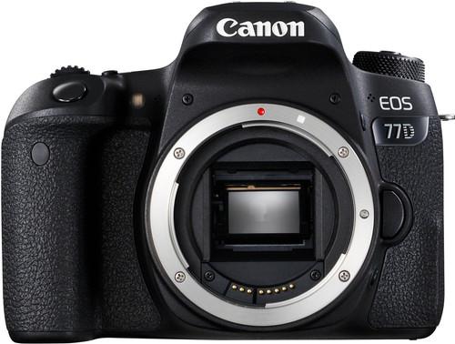Canon EOS 77D Body Main Image