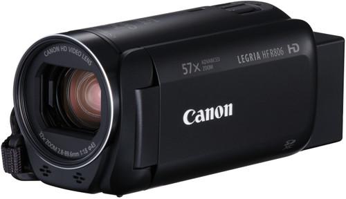 Canon Legria HF R806 Noir Main Image