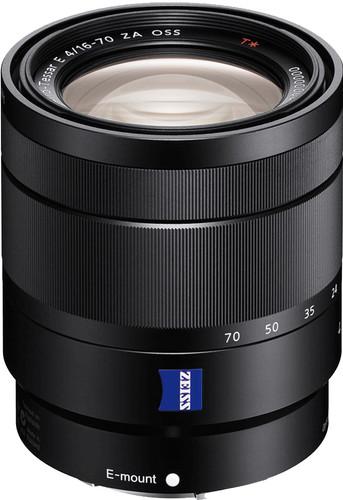 Sony Vario-Tessar T* E 16-70 mm f/4 ZA OSS Main Image