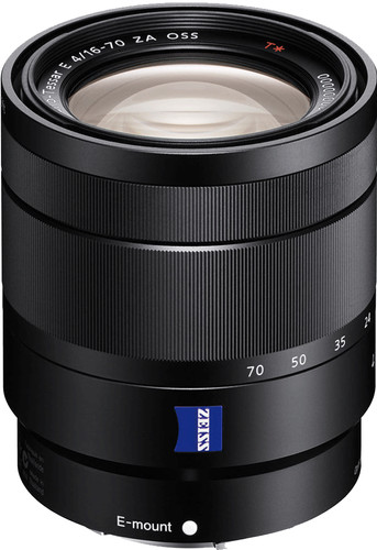Deuxième Chance Sony Vario-Tessar T* E 16-70 mm f/4 ZA OSS Main Image